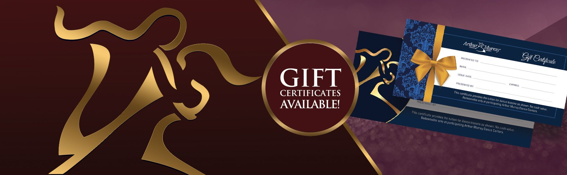 Arthur Murray Chicago Gift Certificates